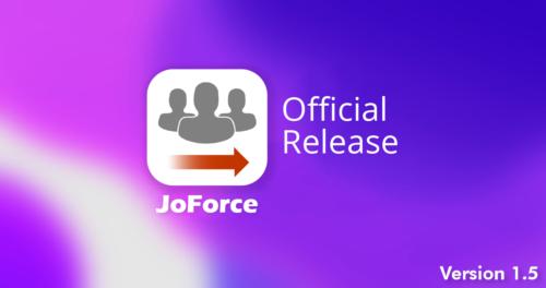 Release of JoForce CRM 1.5